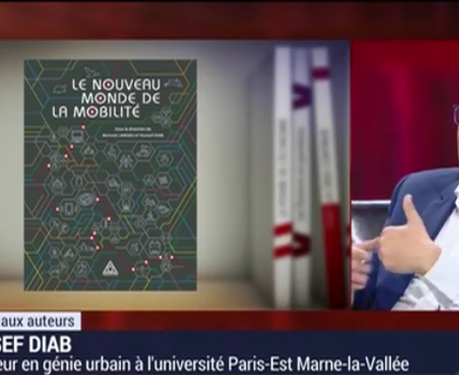 Interview de Youssef Diab sur BFM Business